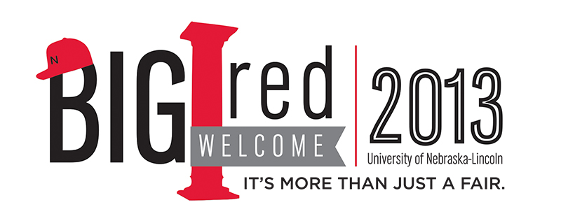 Big Red Welcome Logo