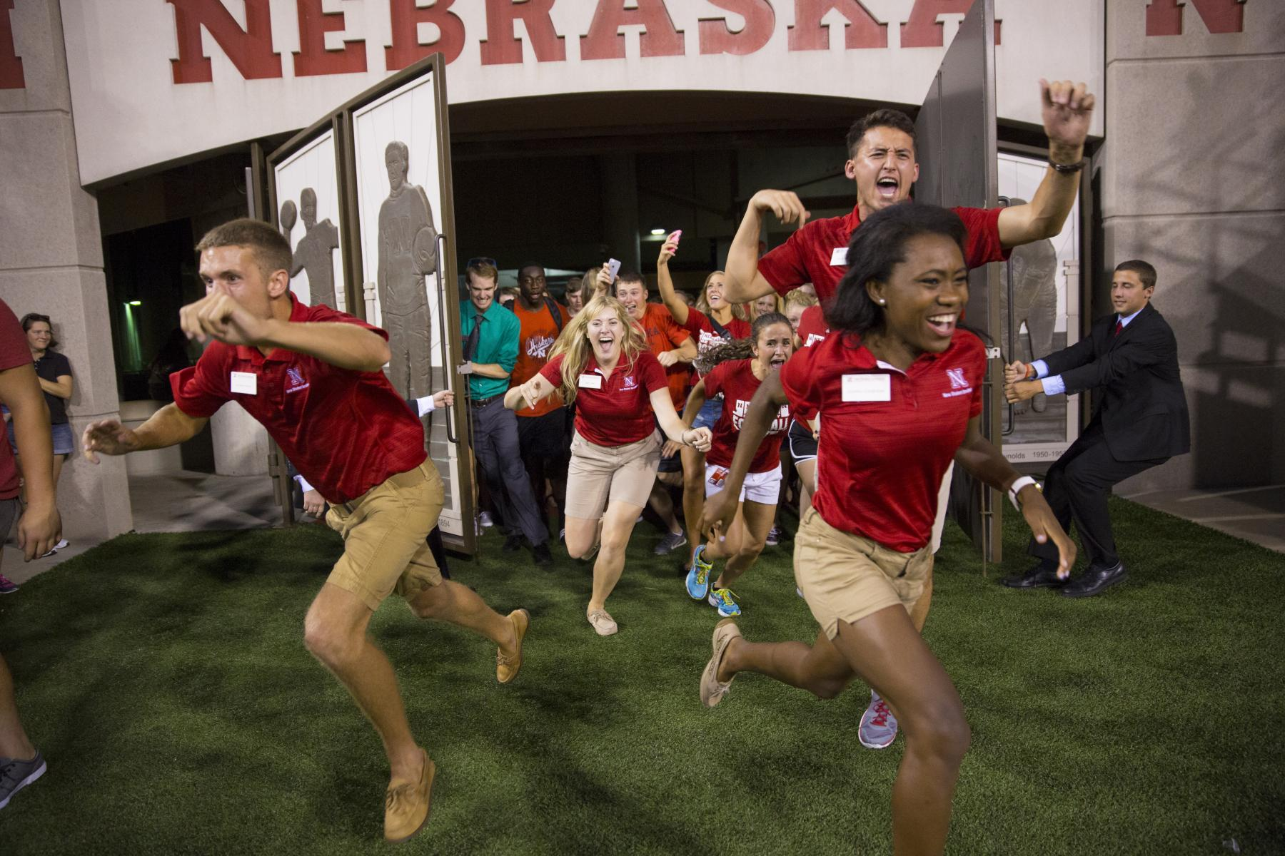 Lincoln Ne Events Unl Big Red Welcome University Of Nebraska Lincoln